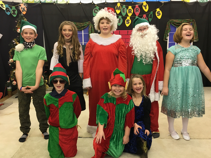 Pony Lake Christmas Program